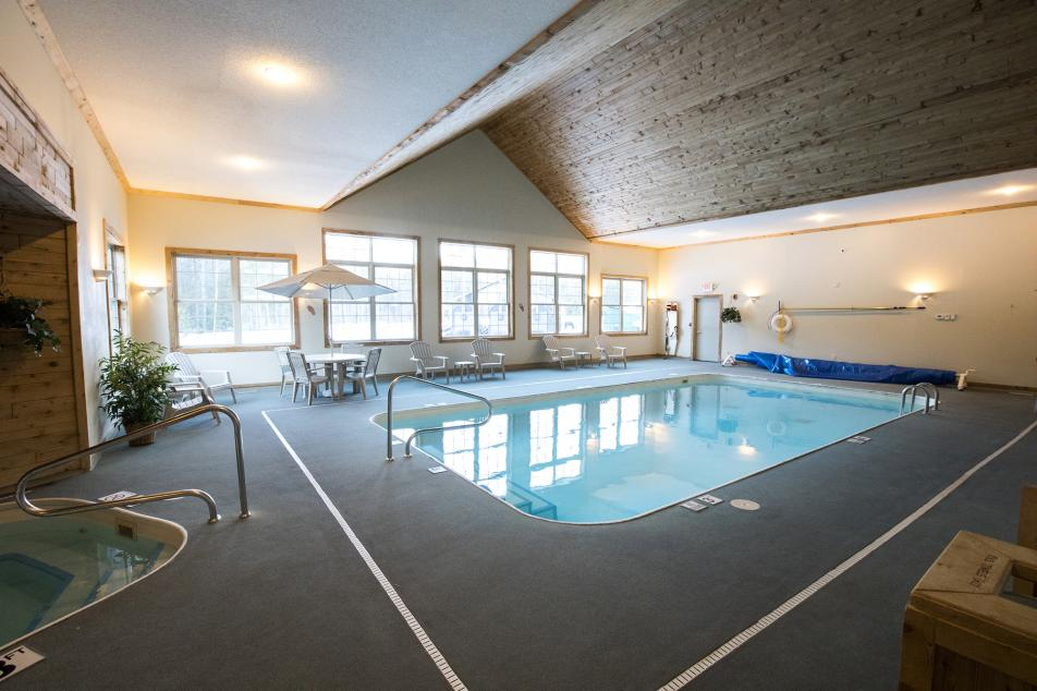 ParkView Lodge pool