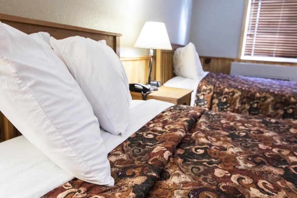 ParkView Lodge bedroom
