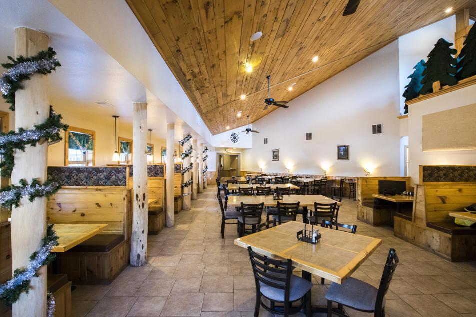 ParkView Lodge restaurant