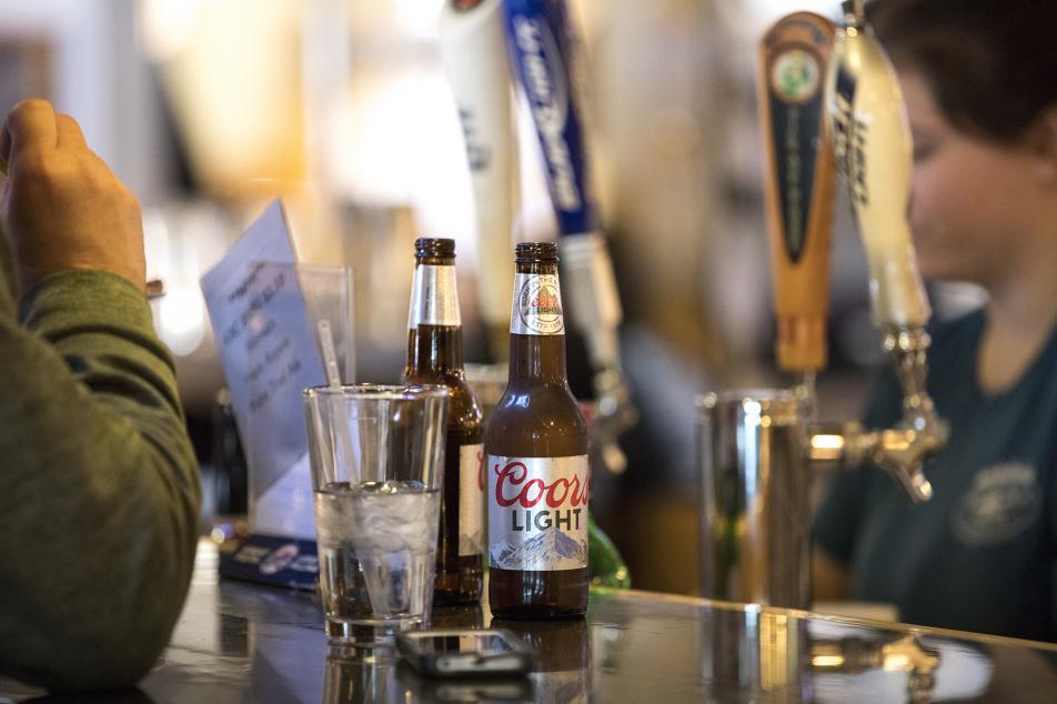 ParkView Lodge bar